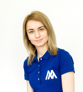 Марія Гадомська